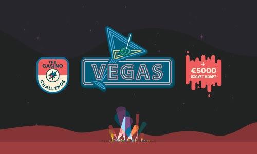Casumo utfordrer spillerne med Las Vegas-konkurranse