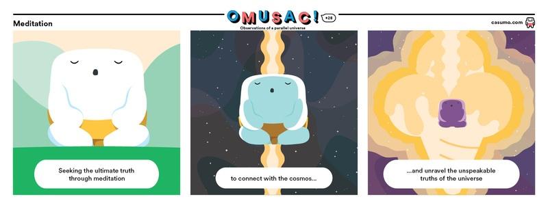 Omusac-arkivet og nye spill hos Casumo
