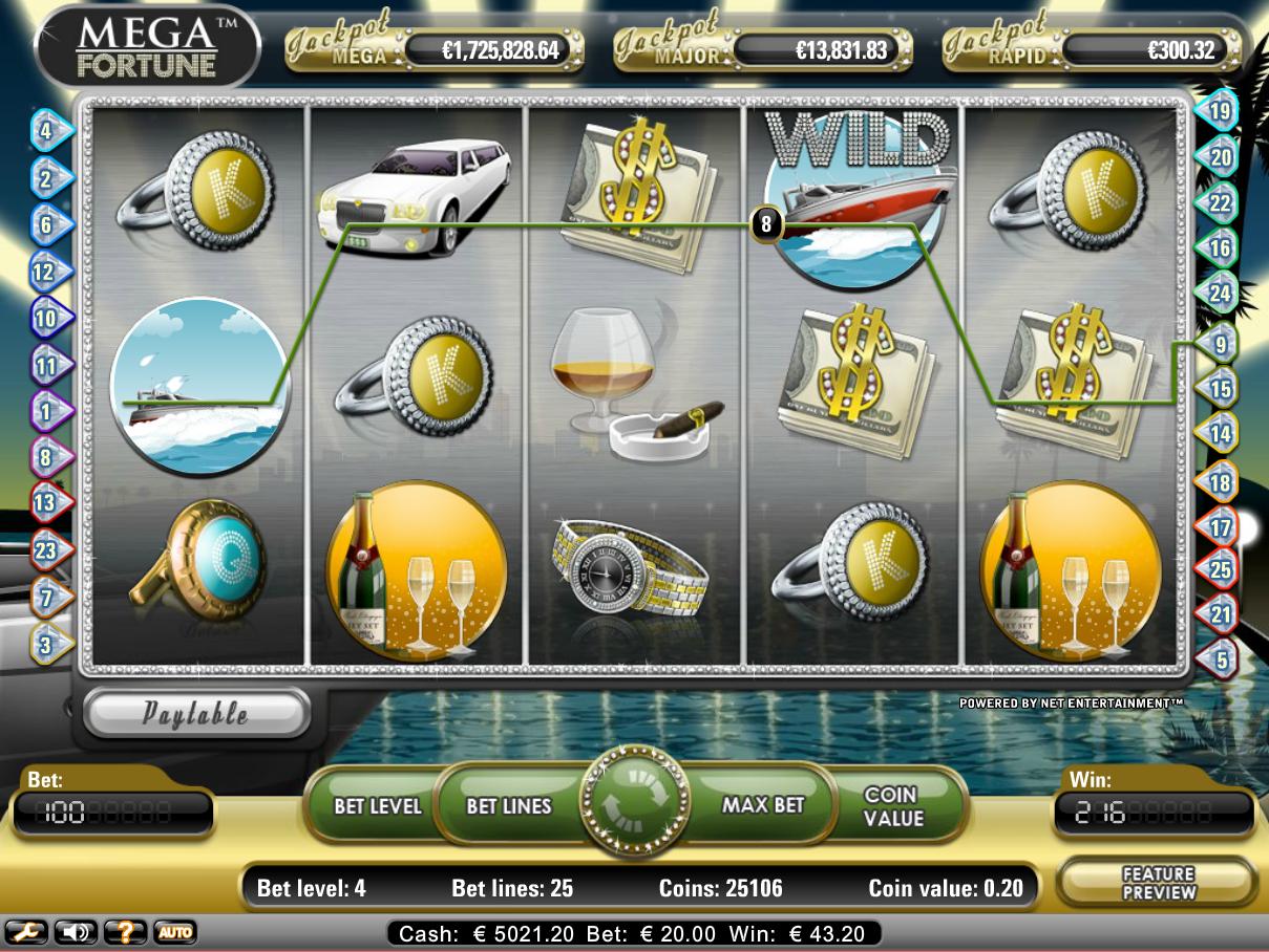 De mest populære casinospillene hos Casumo