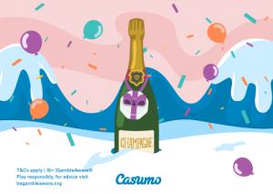 Godt nytt år ønsker Casumo