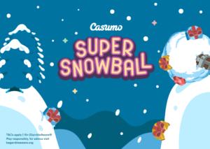 Siste sjanse i Casumo supersnøball konkurransen