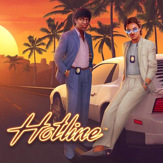 Gratis free spins på Hotline!