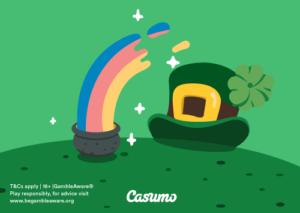 Vinn stort i Casumo St. Patrick's Day kampanje