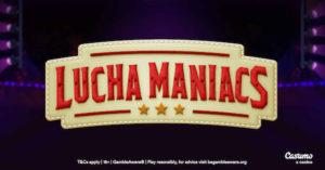 Luncha Maniacs er det nye eksklusive spillet hos Casumo