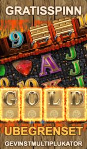 Staver du GOLD i Bonanza vinner du free spins