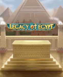 Legacy of Egypt slot hos Casumo Casino