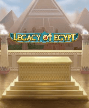 Vinn €5000 i Legacy of Egypt Reel Race hos Casumo Casino