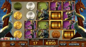 Spill på store hjul i Vikings Go Wild slot