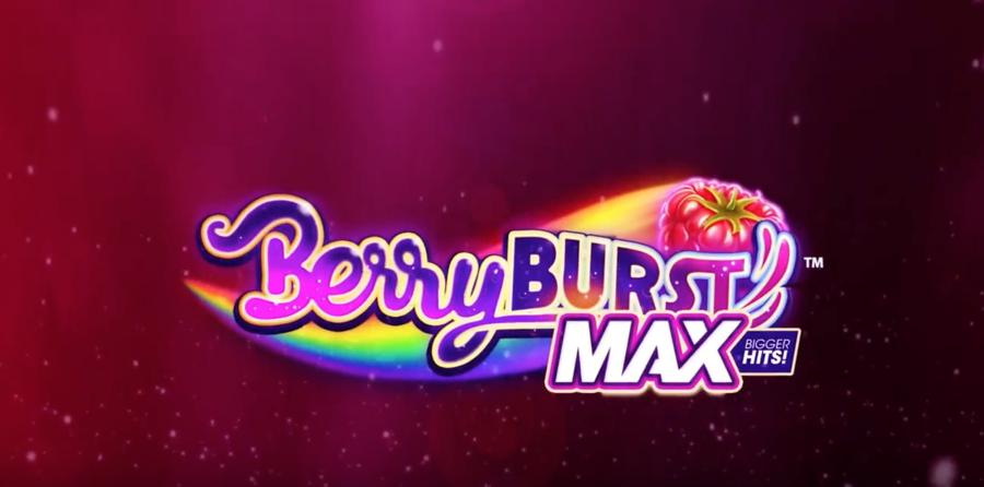 Berryburst MAX, et nytt spill fra NetEnt