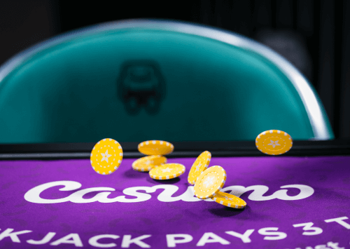 Eksklusivt Live Casino hos Casumo Casino
