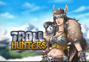 Troll Hunters slot kan du spille hos Casumo Casino