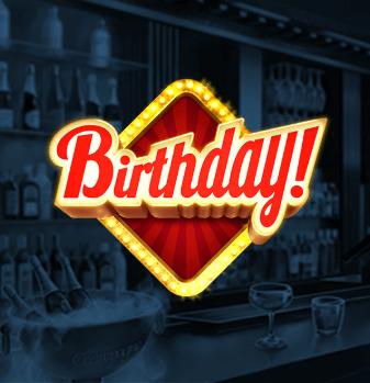 Birthday! er et av de nye spillene hos casumo Casino denne uken!