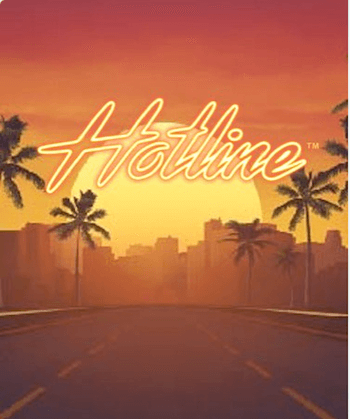 Hotline slot hos Casumo Casino
