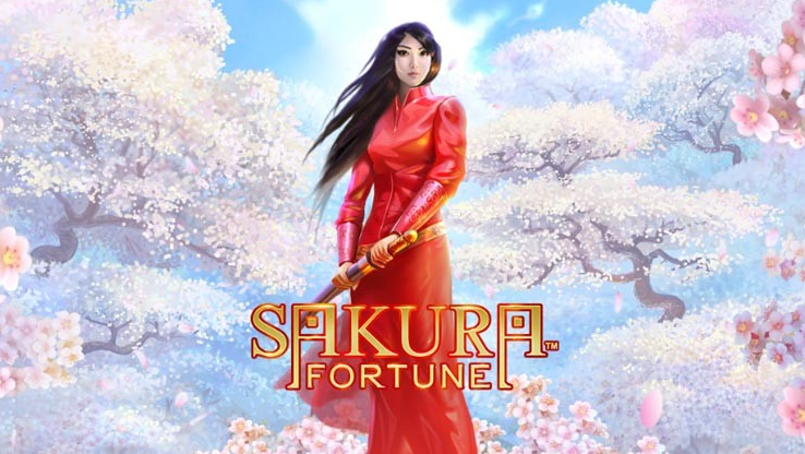 Sakura Fortune fra quickspin kan du spille hos Casumo Casino