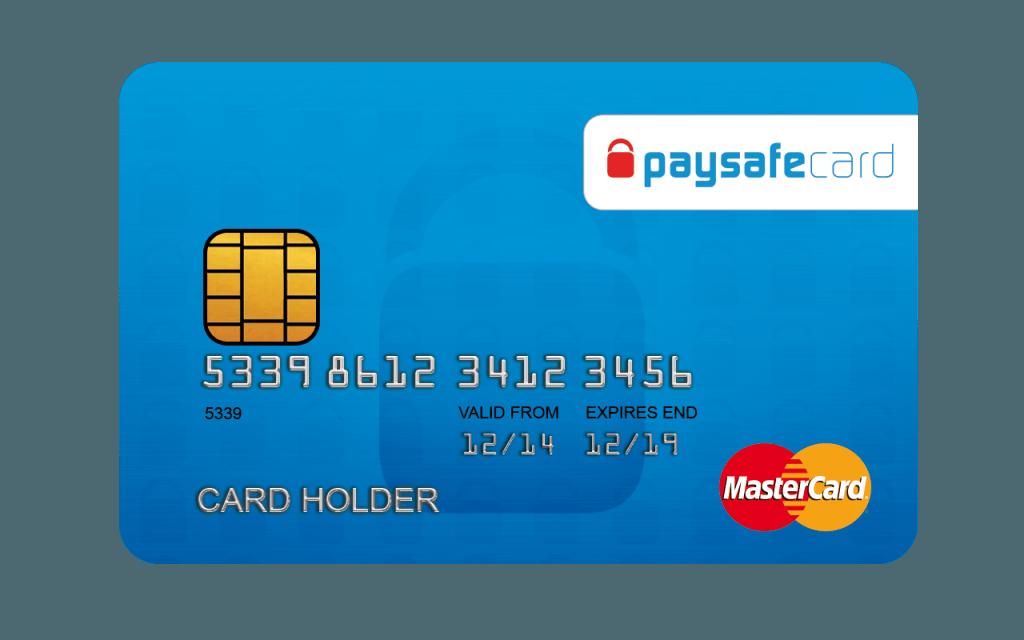 Paysafe Mastercard