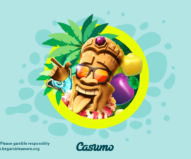 Casumo tropical escape