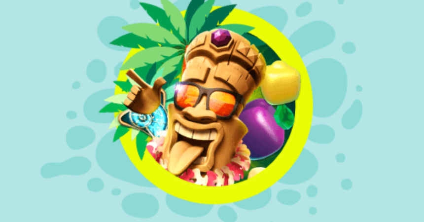 Casumo tropical escape