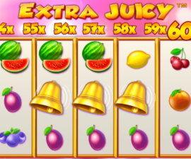 Extra Juicy – eksklusivt hos Casumo