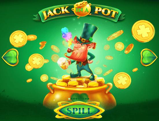 Jack in a Pot hos Casumo