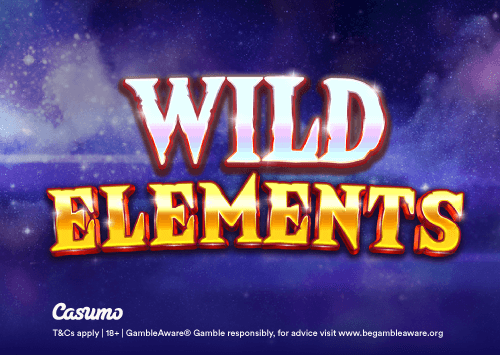 Wild Elements – eksklusivt hos Casumo