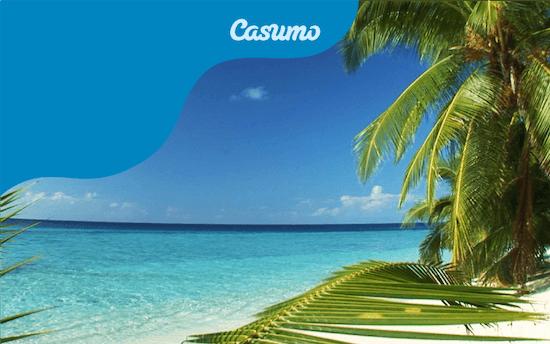 Spill hos Casumo mobilcasino denne sommeren