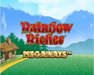 Rainbow Riches megaways – hos Casumo