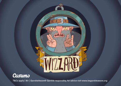 Wizzard – nytt spill hos Casumo
