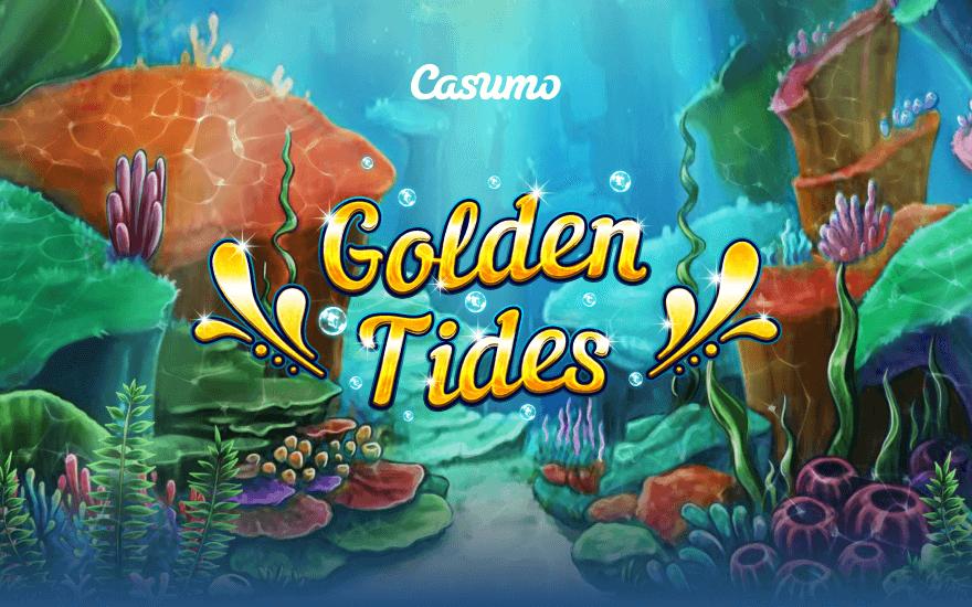 Golden Tides eksklusivt hos Casumo