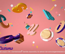 Nytt design hos Casumo