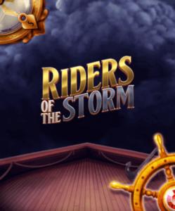 Riders of the Storm eksklusivt hos Casumo