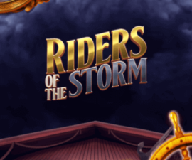 Riders of the Storm eksklusivt hos Casumo