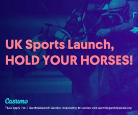 UK sports launch