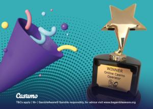 IGA Award - Best Online Casino Operator 2020